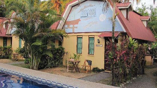 Encantada Ocean Cottages: Eines der Cottages