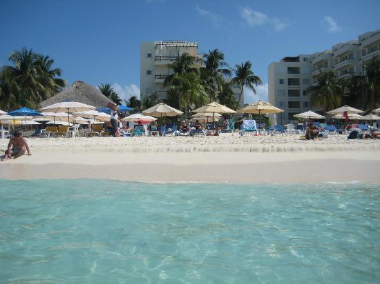 Ixchel Beach Hotel From Ocean