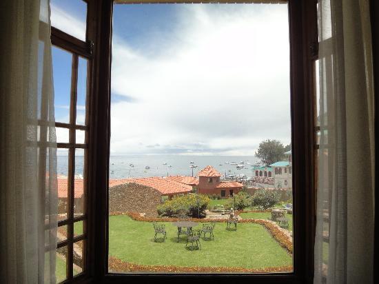 Hotel Rosario Lago Titicaca: habitación