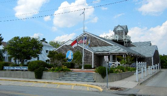 North Carolina Maritime Museum: NC Maritime Museum