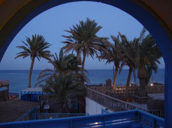 El Primo Hotel Dahab: view from room nb 6