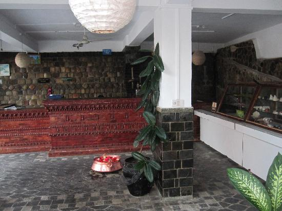 Dalima Holiday Resort : Hotel-Lobby