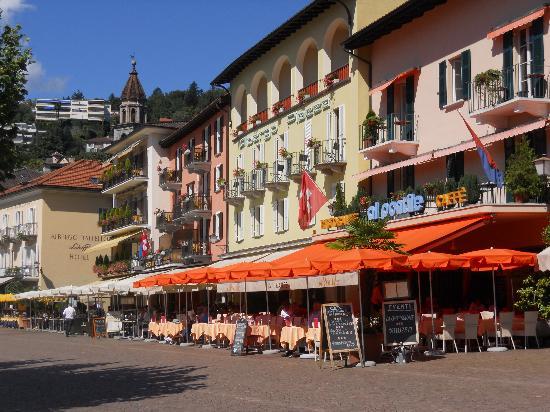 Piazza Ascona Hotel & Restaurants 사진