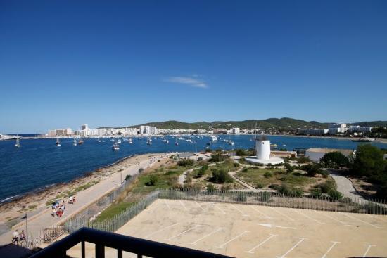 Alua Hawaii Ibiza: Room View, 6th floor