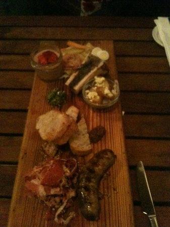Farm 255 : The Butcher Board
