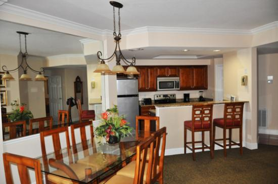 Cypress Point New Dining Kitchen Picture Of Cypress Pointe Resort Orlando Tripadvisor