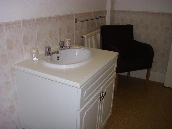 Trecarn Hotel: Bathroom