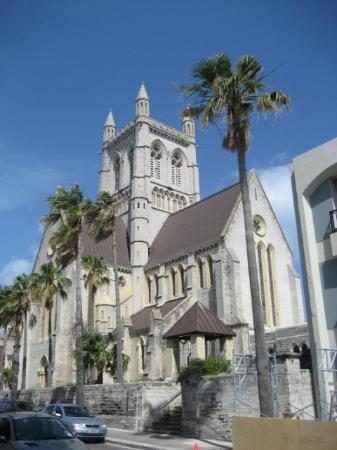 Cathedral of the Most Holy Trinity (Bermuda Cathedral): die Kathedrale