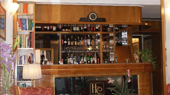 Hotel Cecil: Hotel Bar