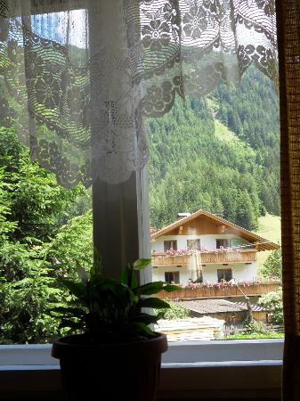 Albergo Bruggerwirt : dalle finestre dell'albergo