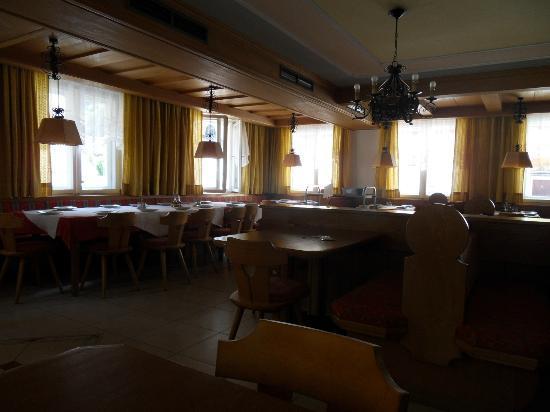 Albergo Bruggerwirt : sala ristorante