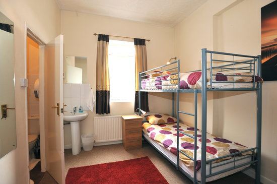 The Bunkroom : room for 4 with en-suite
