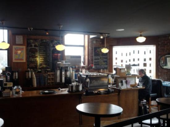 Indian Road Cafe & Market: Coffee Bar