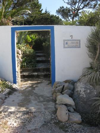 Moinho de Don Quixote: Charming doorway