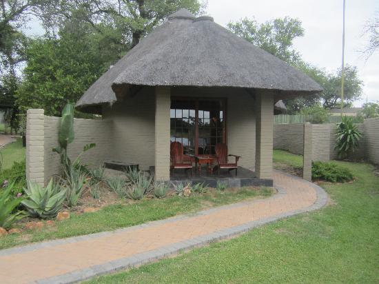 Arathusa Safari Lodge: our room