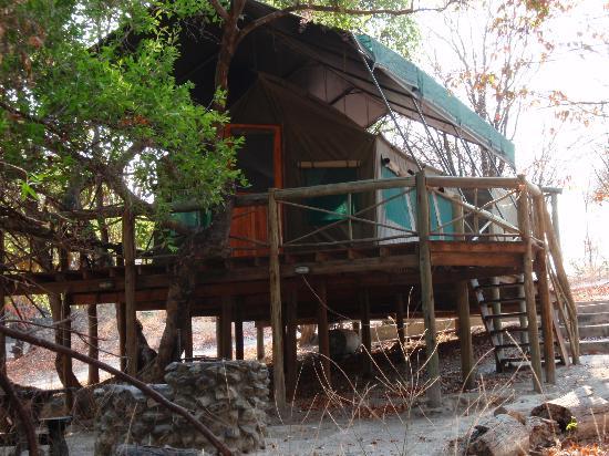 Audi Camp: Cabin