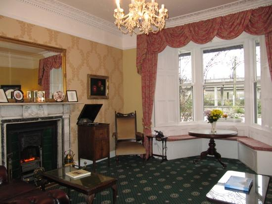 Belvedere Lodge: Reception room