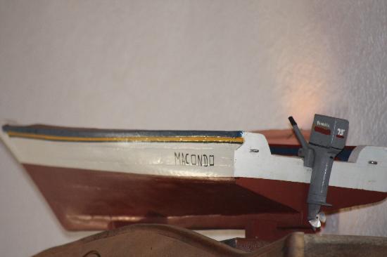 Posada Macondo: dettagli