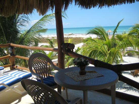 Beach Guesthouse Holbox Apartments & Suites: Suite view