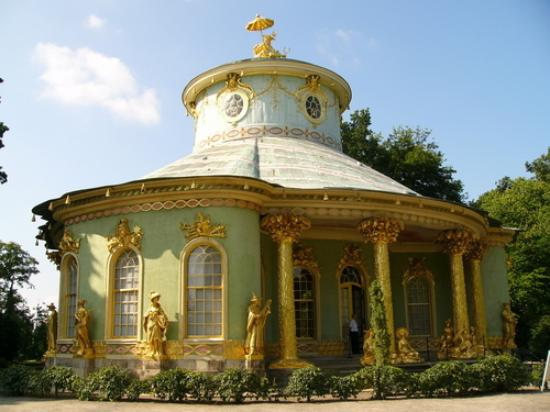 chinese tea house picture of sanssouci park potsdam tripadvisor. Black Bedroom Furniture Sets. Home Design Ideas