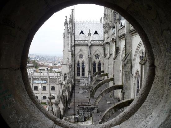Κίτο, Ισημερινός: basilica Church