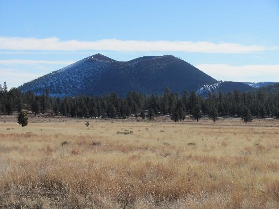 Sunset Crater Volcano National Monument: Sunset Crater