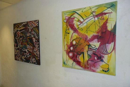 Casa Pompidou: Galería 27 de enero