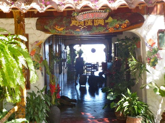 Hotel Amor de Mar: Hotel Entrance