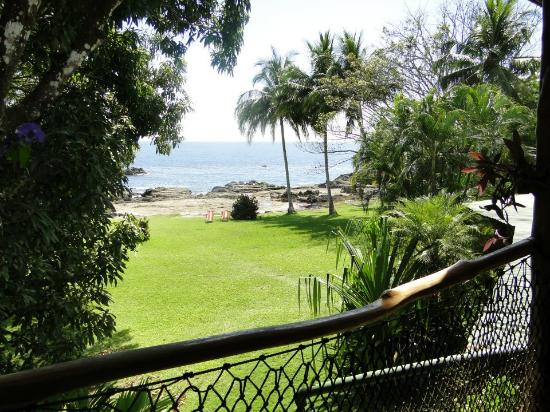 Hotel Amor de Mar: A view from the patio