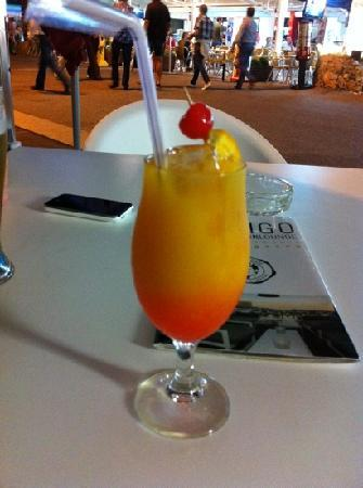 Marina de Vilamoura : Cocktail at Figo's Bar