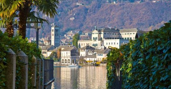 هوتل سان روكو: Lake Orta