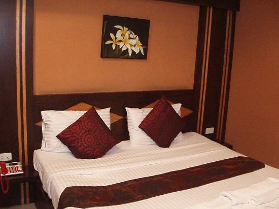 โรงแรมเดอะเกรท เรสซิเดนซ์: Bed