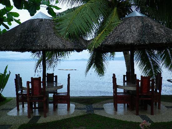 Leyte Dive Resort: Beergarden