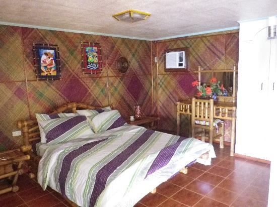 ลีย์เต้ ไดฟ์ รีสอร์ท: Deluxe Cottages