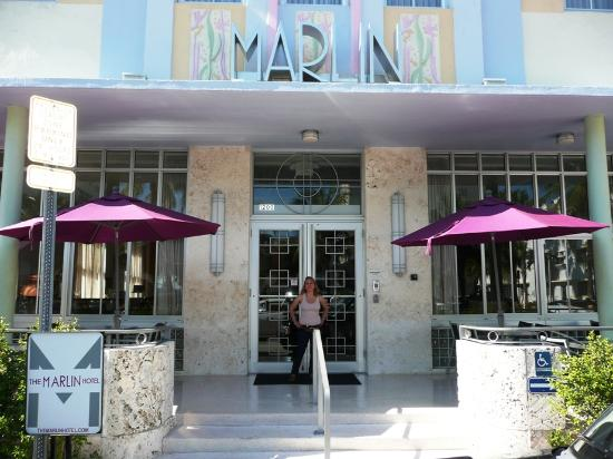 The Marlin Hotel: Entrance View