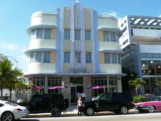 The Marlin Hotel: 1200 Collins Avenue