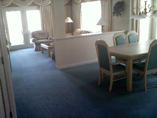 Greensprings Vacation Resort: Dinning Room