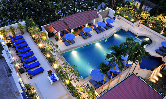 Tara Angkor Hotel: Pool
