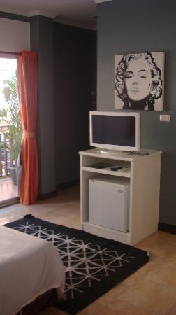 Arya Boutique Room : room with balcony