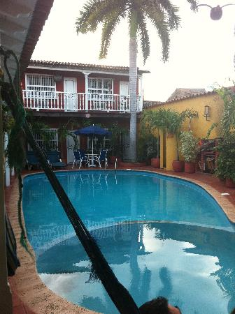 Casa Relax Bed & Breakfast : Swimming Pool
