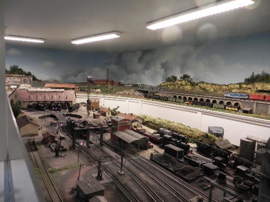 Musée Rambolitrain : Miniature trains