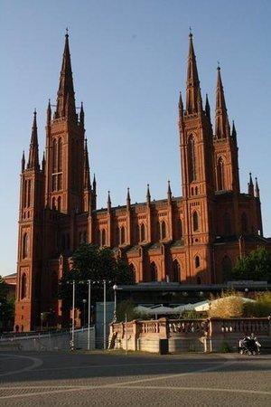 Wiesbaden, Germany: Marktkirche