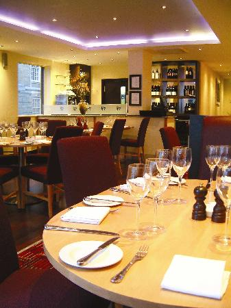 University Arms Cambridge: Restaurant 17
