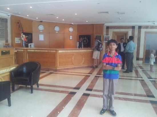 福朋喜来登迪拜市區酒店照片