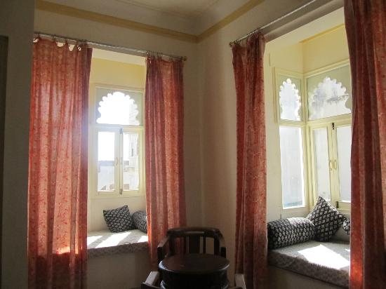 Pratap Bhawan: Rooms Inner balcony