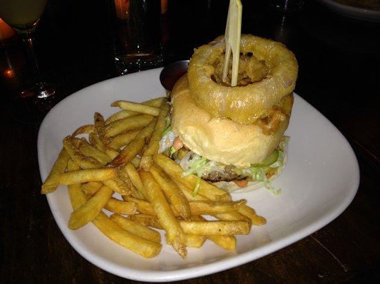 Photo of American Restaurant Burger & Barrel Wine Pub at 25 W. Houston St, New York, NY 10012, United States