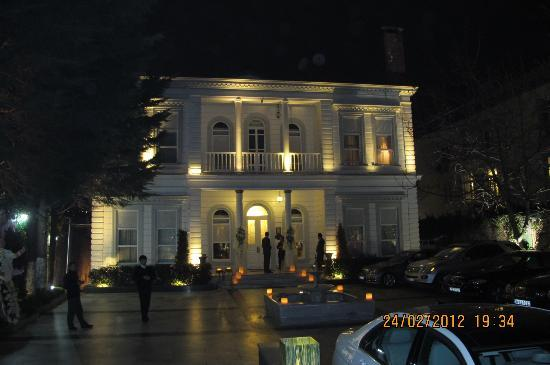 Bosphorus Palace Hotel: IT WAS LIKE ADEAM...