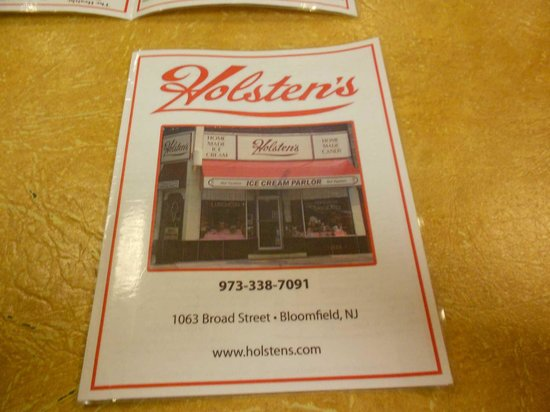 Photo of American Restaurant Holsten's Brookdale Confectionary at 1063 Broad St, Bloomfield, NJ 07003, United States