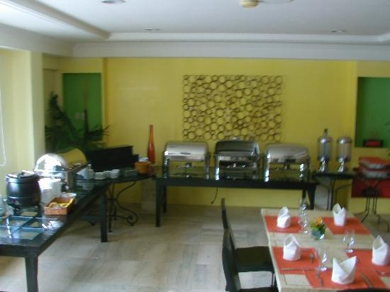 Cebu Grand Hotel: dining area