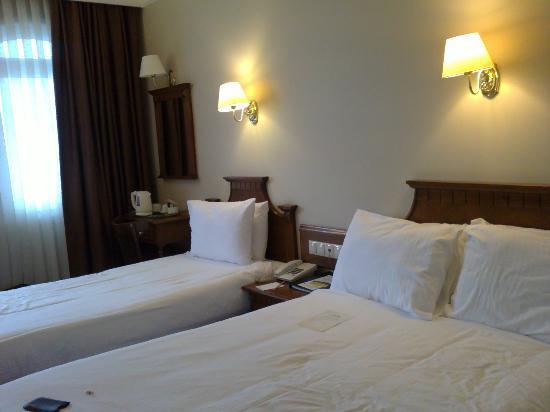 Best Western Citadel Hotel: room